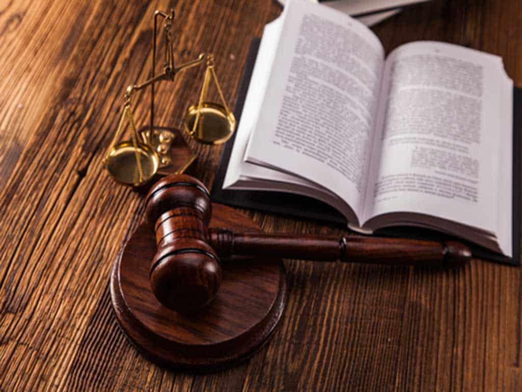 Un recueil de textes de loi