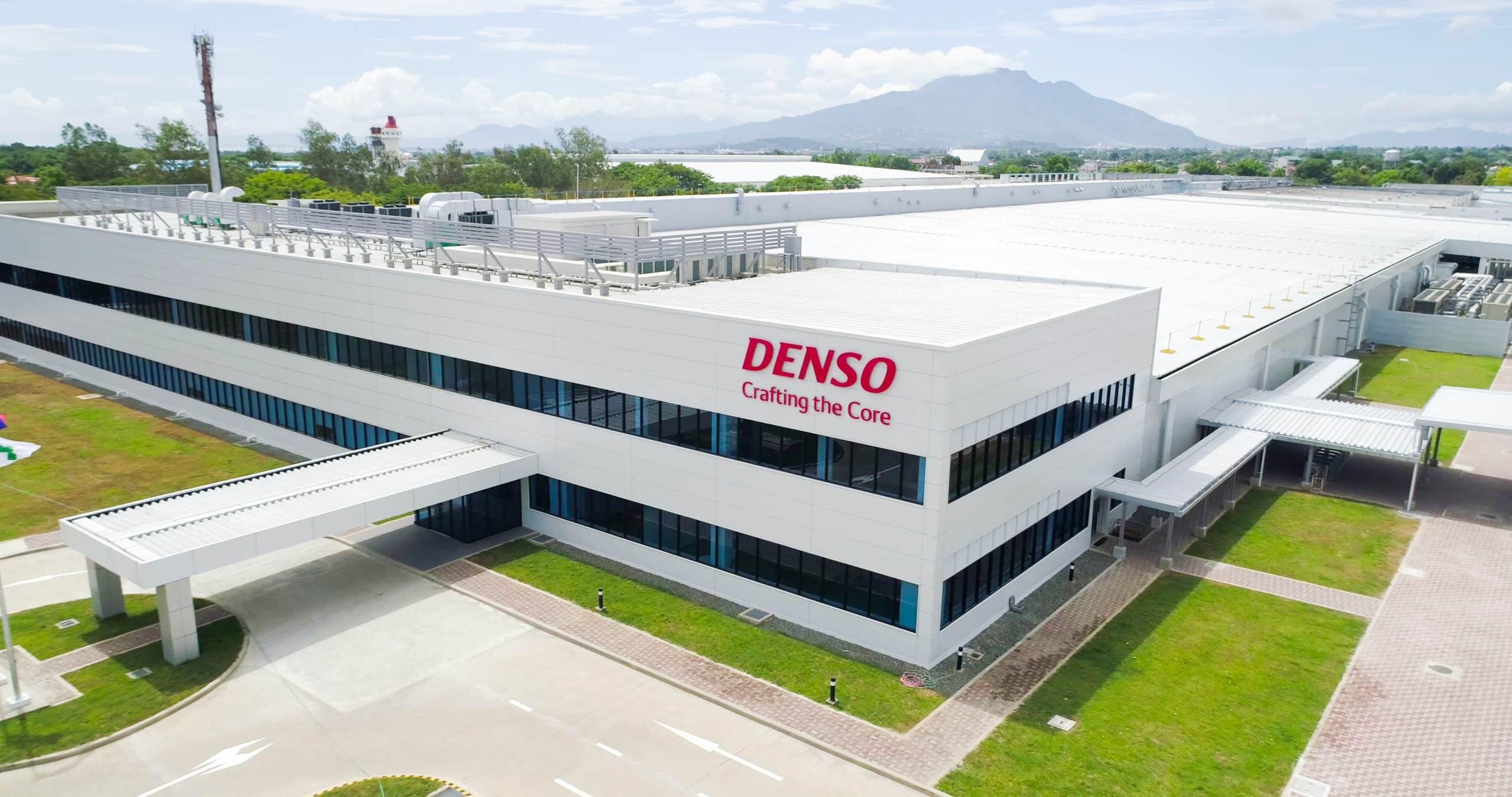 Locaux de Denso Corp
