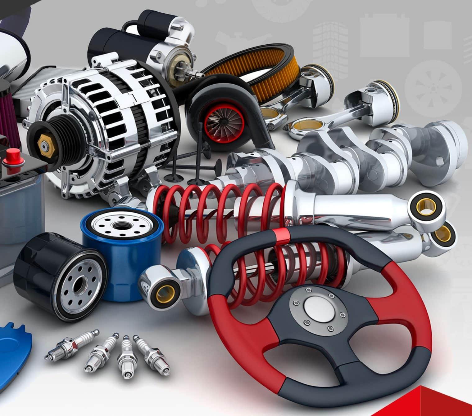 Les équipements automobile
