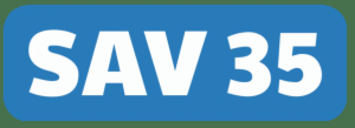 SAV 35 Logo