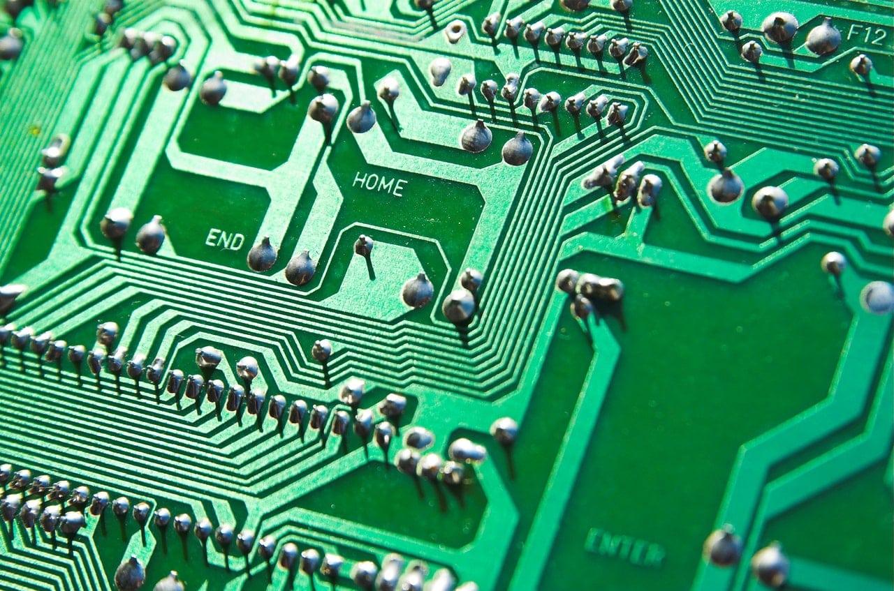 Un circuit électronique